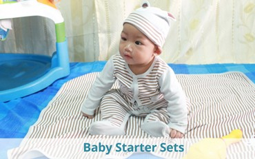 Baby Starter Sets - Baby Essentials